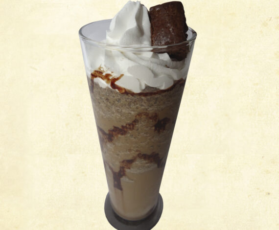 Frappé Brownie Grande